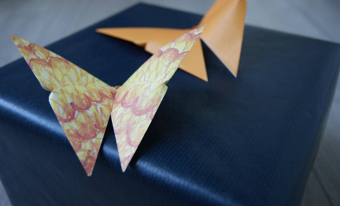Origami Toppings cadeau