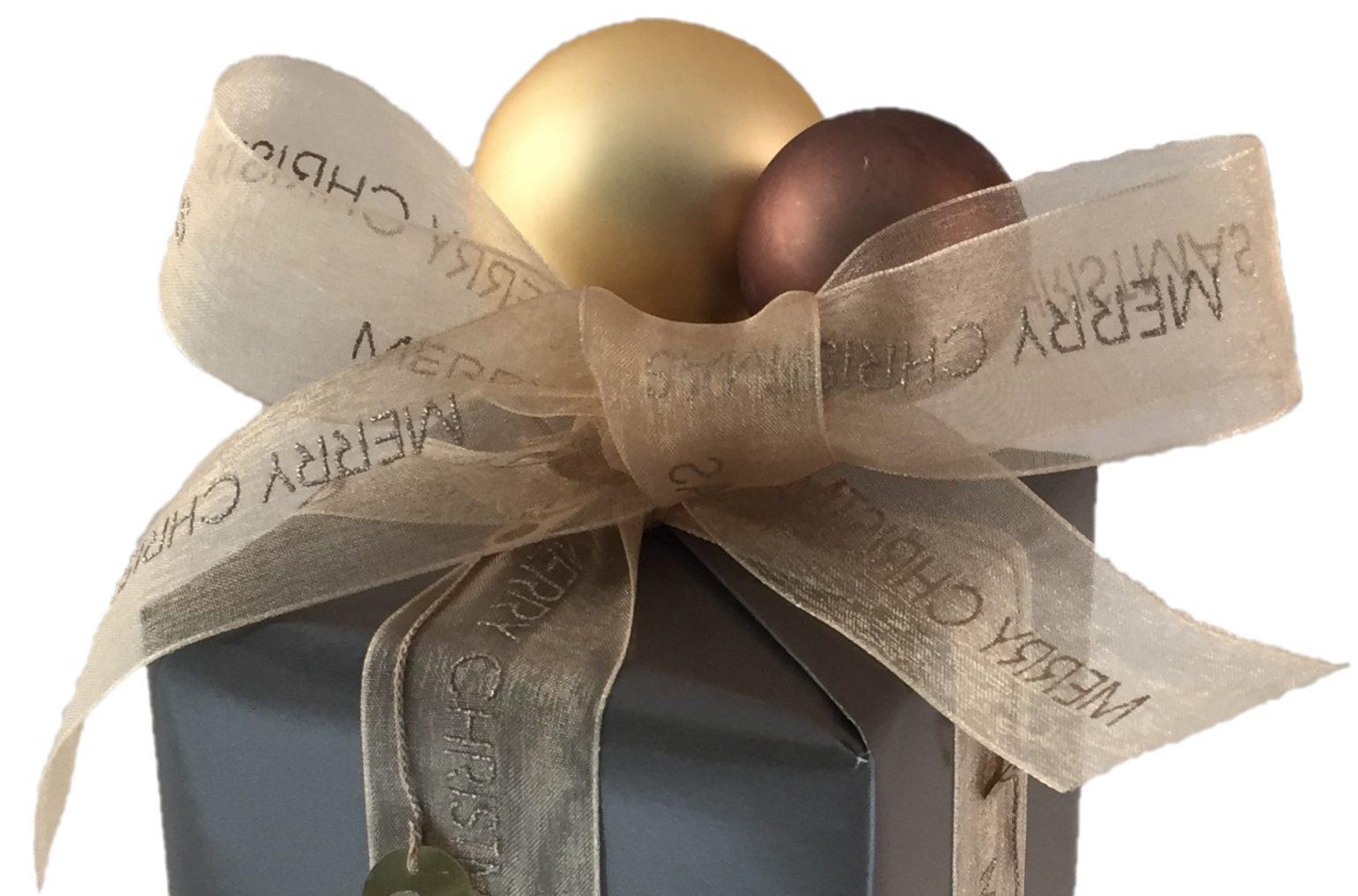 kerstpakket inpakken