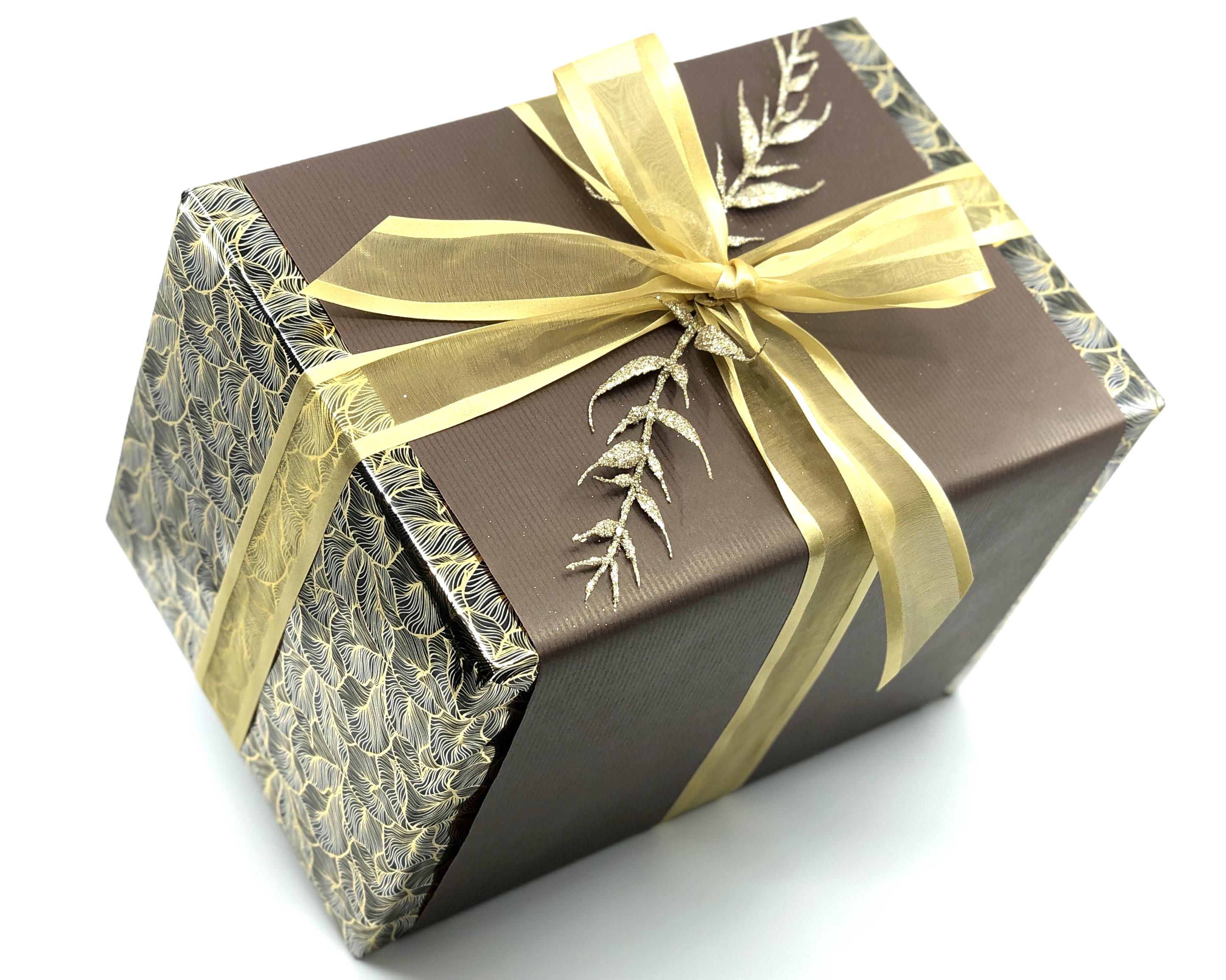 Geschenk inpakken
